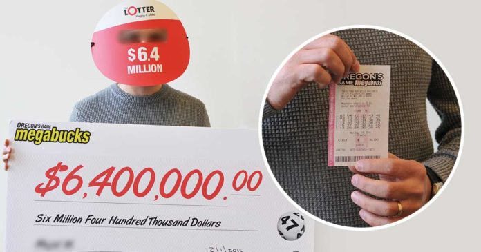 theLotter Proudly Presents: Our $6.4 Million Jackpot Winner!